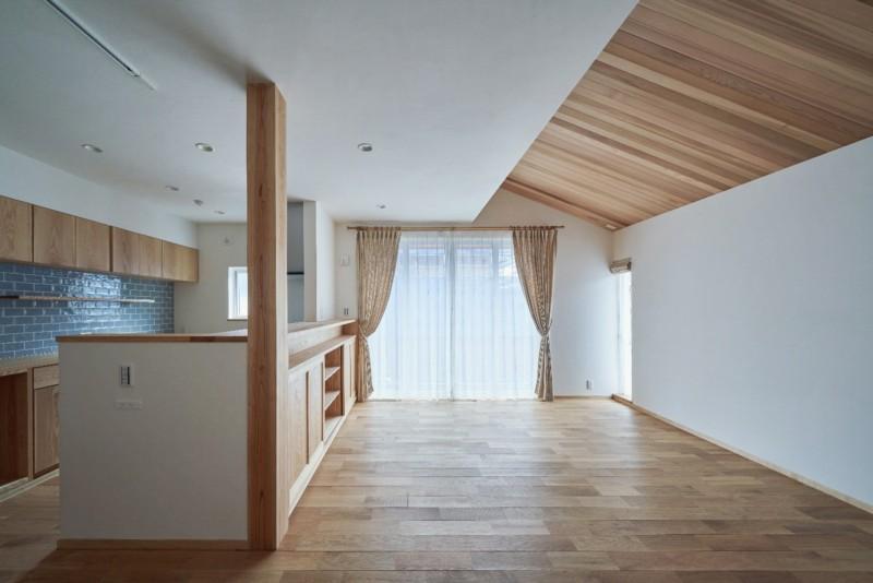 久松台の家